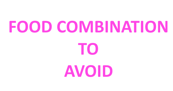 Food Combinations To Avoid in Hindi