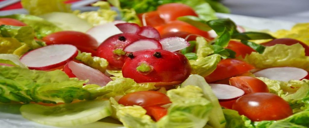 Green Salad Recipe in Hindi