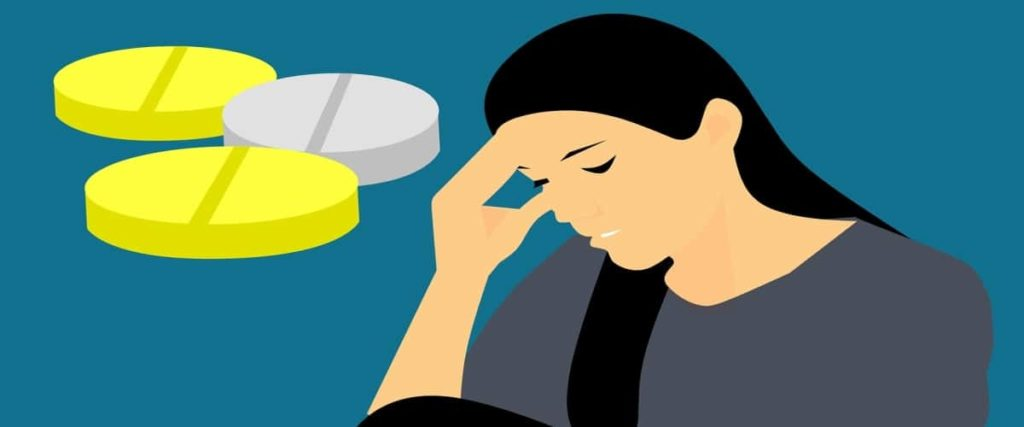 Headache - Symptoms, Causes in Hindi
