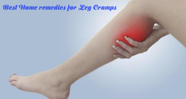Best Home remedies for Leg Cramps