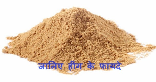 Hing Benefits in Hindi