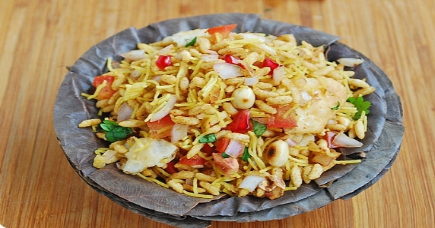 Chips Bhel Recipe in Hindi