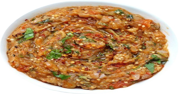 Baingan Bharta Recipe in Hindi