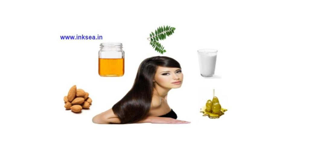 Food for Healthy Hair in Hindi