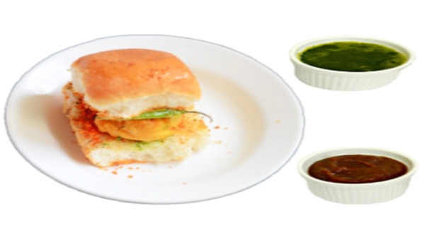 Vada Pav Recipe in Hindi