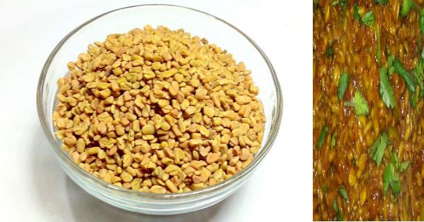 मेथी दाना सब्ज़ी बनाने की विधि | Methi Dana Ki Sabji in Hindi