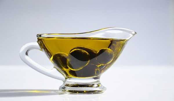 Olive Oil Glass
