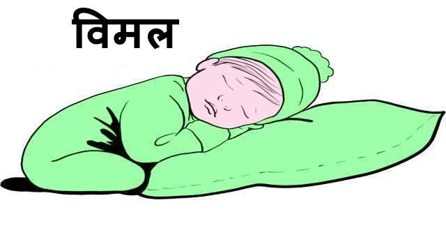 Vimal Meaning in Hindi